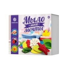 Научно-познавательный набор для создания мыла Фиолетовый