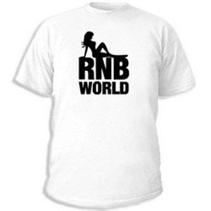 Футболка RNB World