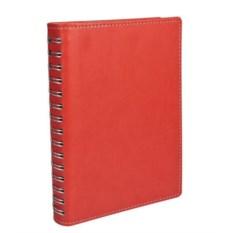 Недатированный ежедневник Semi с цитатами (красный)