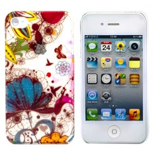 Чехол для iPhone 4/4S Marvelous из серии Beauty
