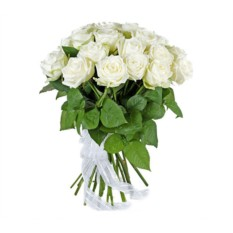Букет из 17 роз (50 см)