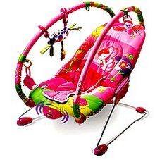 Вибрирующее кресло-шезлонг Принцесса, Tiny Love