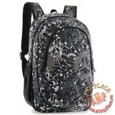 Черно-серый рюкзак Пацифик
