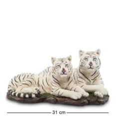 Статуэтка Белые тигры