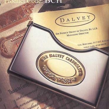 Визитница DALVEY