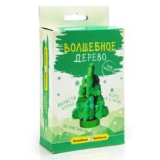 Волшебные кристаллы Зеленая елочка