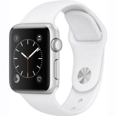 Apple Watch Silver Aluminum Case