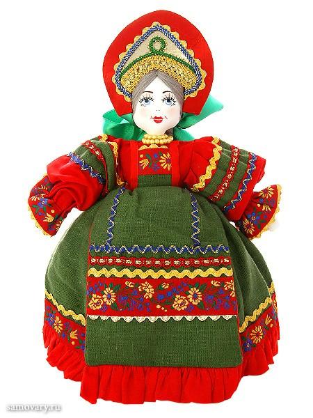 Кукла для улучшения заваривания чая Маня