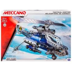 Конструктор Meccano Боевой вертолёт