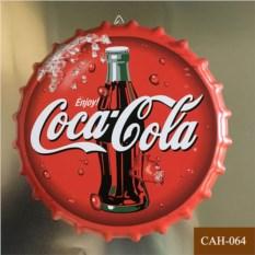 Декоративная пивная крышка Coca-cola