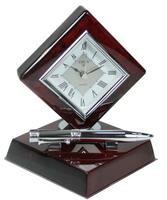 Часы настольные VIRON Ромби