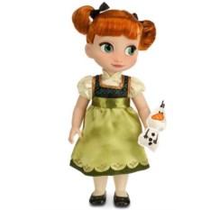 Кукла Disney Animators Анна Холодное сердце