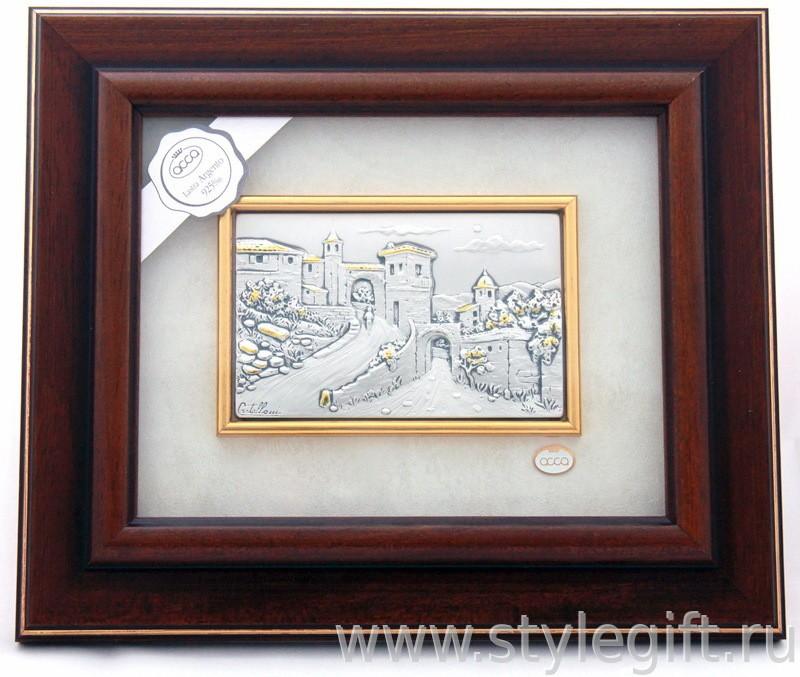 Картина Ворота в замок