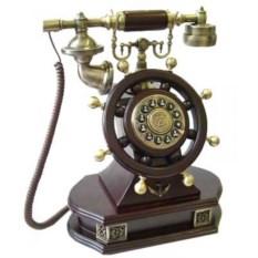 Ретро телефон Штурвал