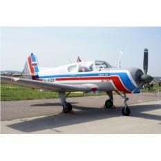Полет на ЯК-52 (40 мин)