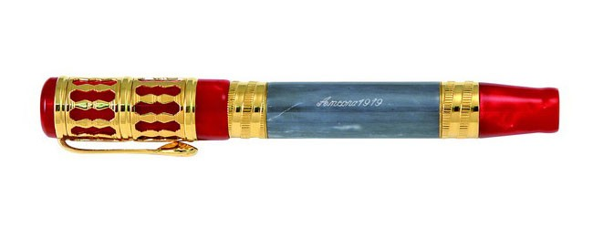 Красная перьевая ручка Ancora Пиза