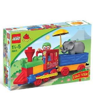 Набор Lego «Мой первый поезд»