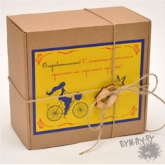 Pumbox коробка-сюрприз Всё, что нужно для женского счастья