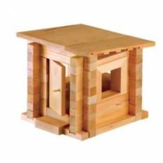 Деревянный конструктор Избушка Малышка
