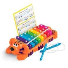 Пианино-ксилофон для малышей Тигр Little Tikes