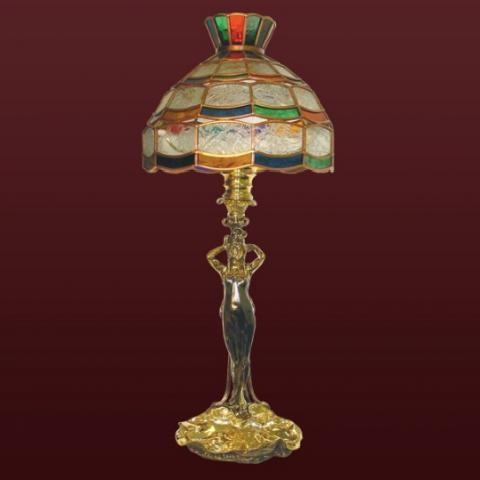 Лампа настольная Нимфа