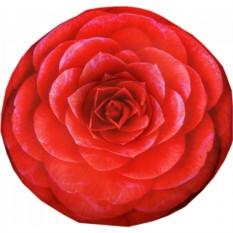 Антистресс подушка-цветок Роза