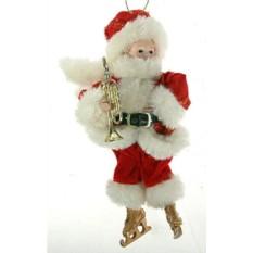 Новогодняя игрушка Санта Клаус