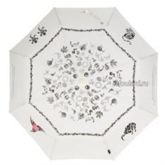 Бежевый зонт EMME Tatoo Beige