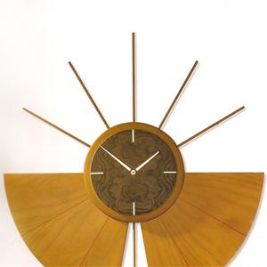 Часы настенные, адриатический вяз