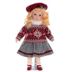 Фарфоровая кукла Иришка