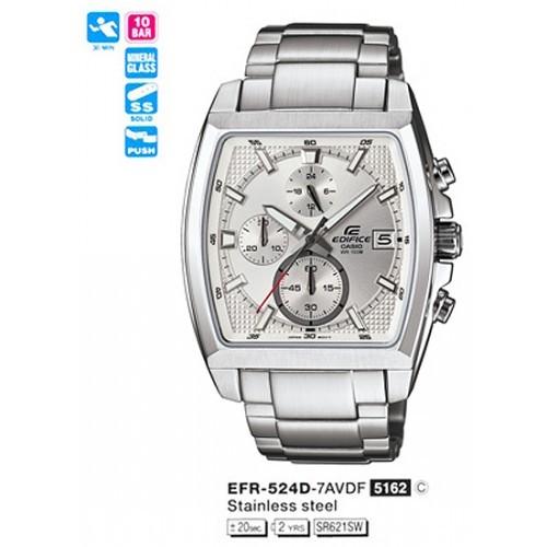Мужские наручные часы Casio Edifice EFR-524D-7A