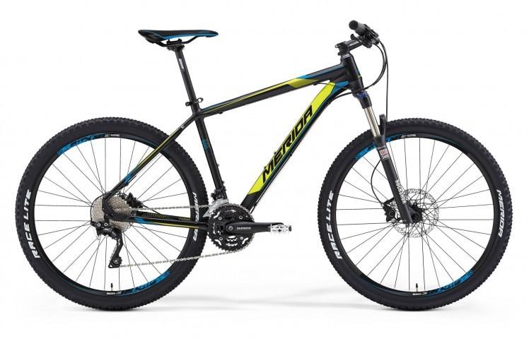 Горный велосипед Merida Big.Seven 600 (2015)