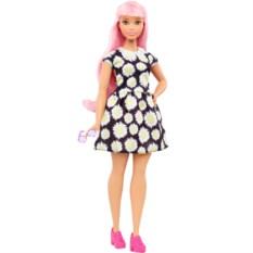 Кукла Mattel Barbie с розовыми волосами Игра с модой