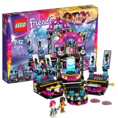 Конструктор Lego Friends Поп звезда: сцена
