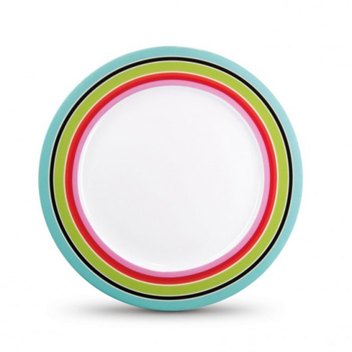 Фарфоровая тарелка Stripy