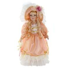 Фарфоровая кукла Леди Клара