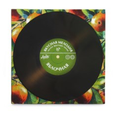 Яблочная пастила «Вкусная мелодия»