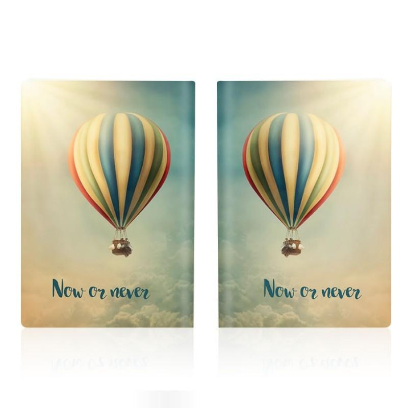 Обложка для паспорта Now or never