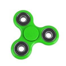 Зеленый металлический фиджет спиннер