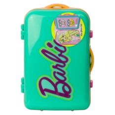 Набор детской декоративной косметики в зеленом чемоданчике