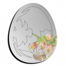 Зеркало Пасхальный цветок