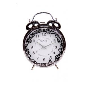 Часы настольные «Чёрное кружево»