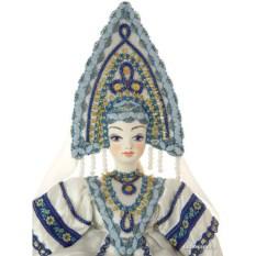 Кукла на чайник Снежная королева