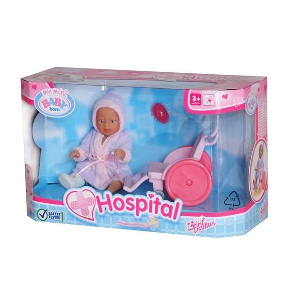 Кукла my mini Baby born Врачи и пациенты, Zapf Creation