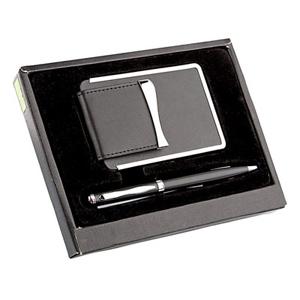 Подарочный набор черного цвета