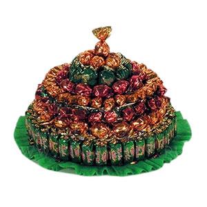 Букет «Торт»