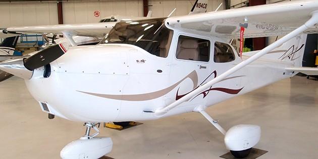 Сертификат Полет на легендарном самолёте Cessna - 172S