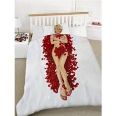 Комплект постельного белья В лепестках роз