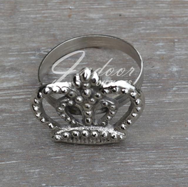 Кольцо для салфеток Корона