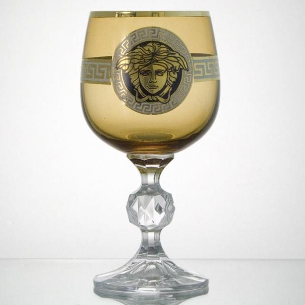 Набор 6 бокалов для вина Crystal Art Клаудия Версаче
